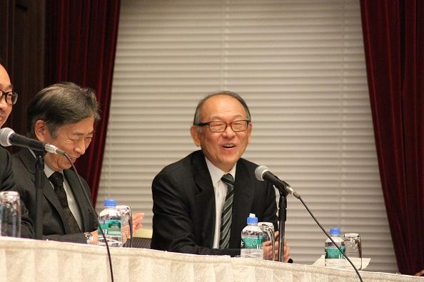 ソニー生命株式会社名誉会長 安藤国威氏
